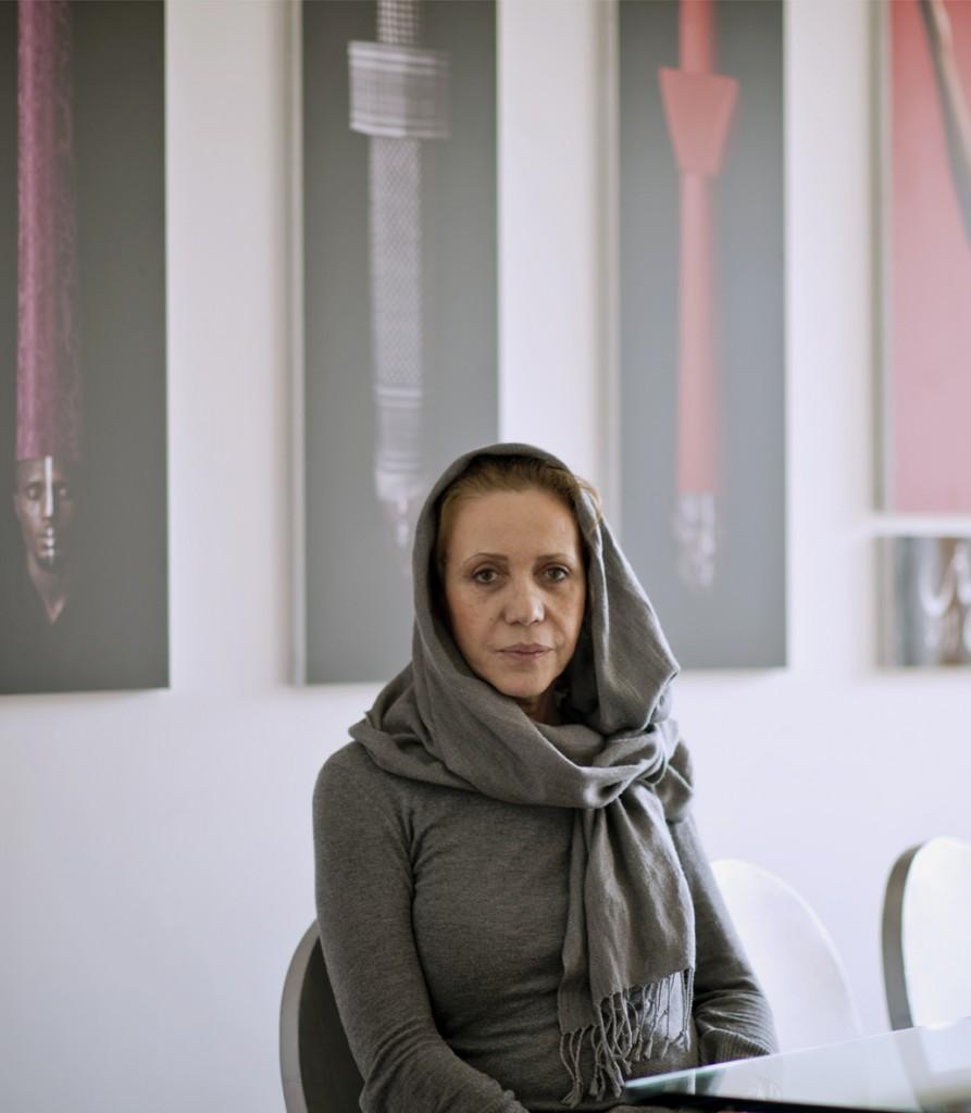 Maimouna Portrait